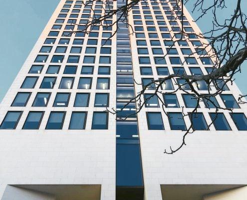Foto Bürogebäude Opernturm UBS Tower