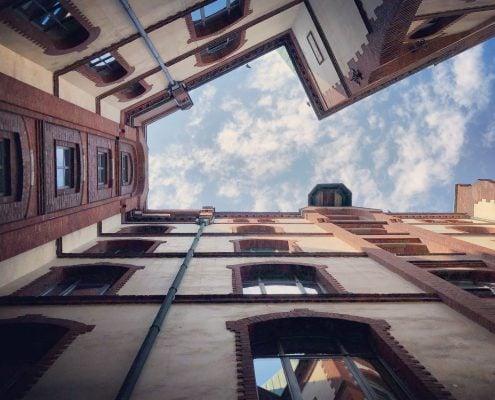 Foto Hamburg Speicherstadt