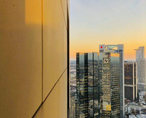 Foto Frankfurt Skyline