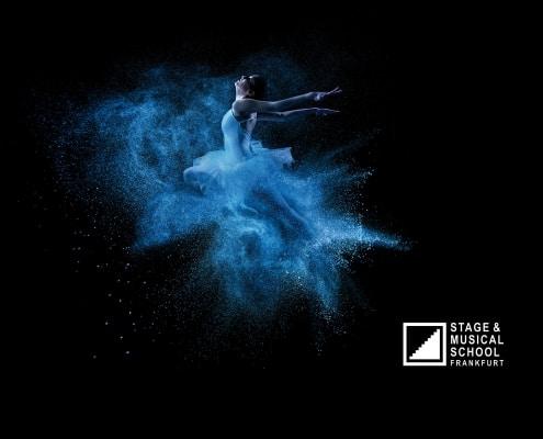 Gestaltung Plakat für Stage & Musical School Frankfurt