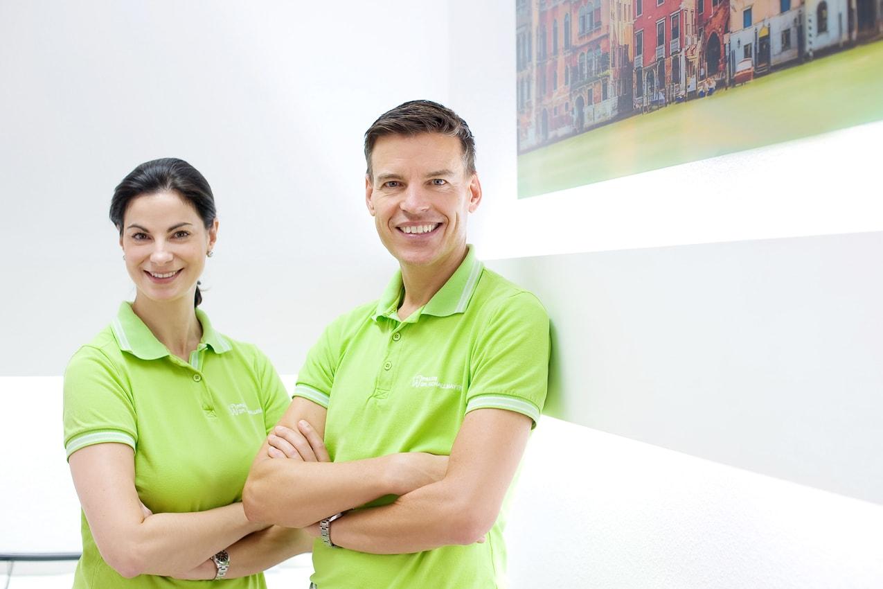 Corporate Design und Homepage Entwicklung für Zahnarztpraxis