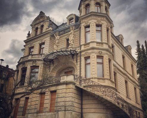Altbauvilla Denkmalschutzimmobilien