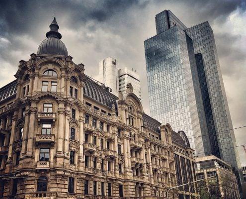 Bürogebäude Denkmalschutz