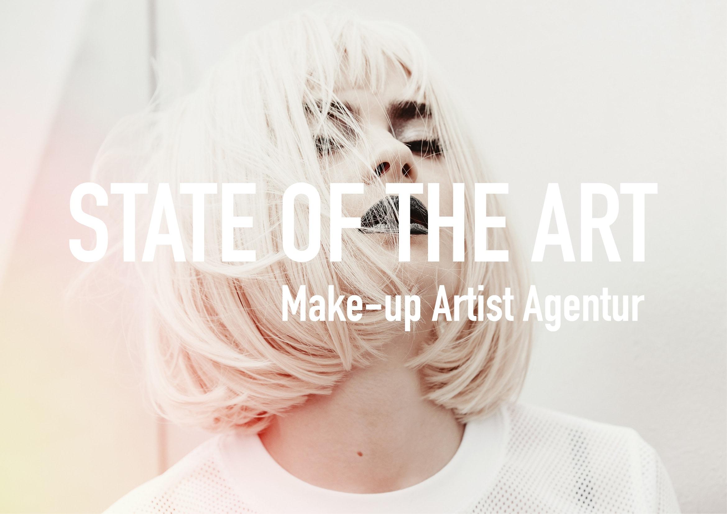 Webdesign Entwicklung Make-up Artist