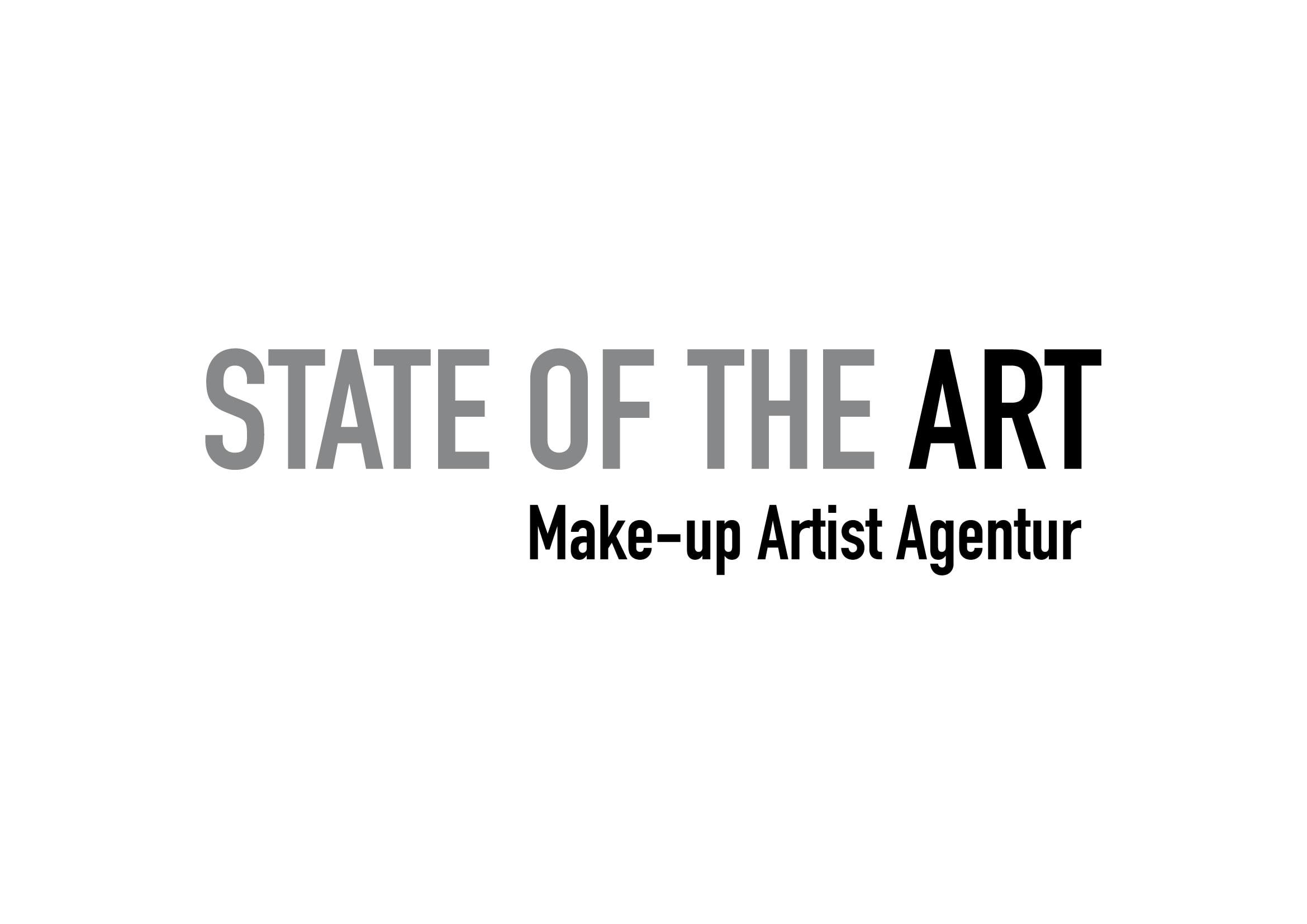 Logo Entwicklung Make-up Artist Agentur