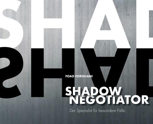 Buchcover-Design Negotius - Dimensionen der Verhandlungsführung durch Grafik-Designer Ronald Wissler