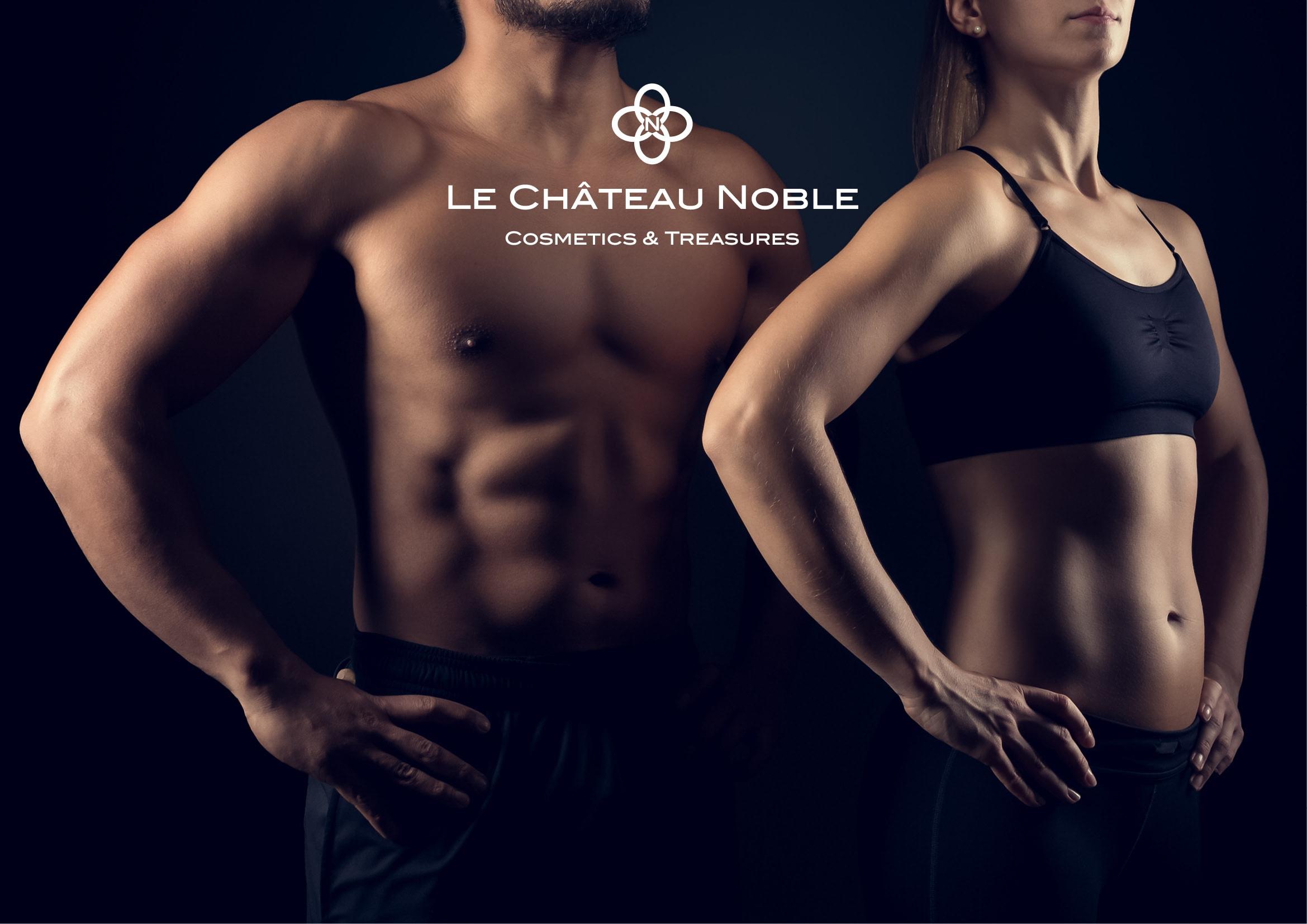 Gestaltung und Programmierung einer Internetseite und Online Shop für Le Chateau Noble durch Webdesigner Ronald Wissler