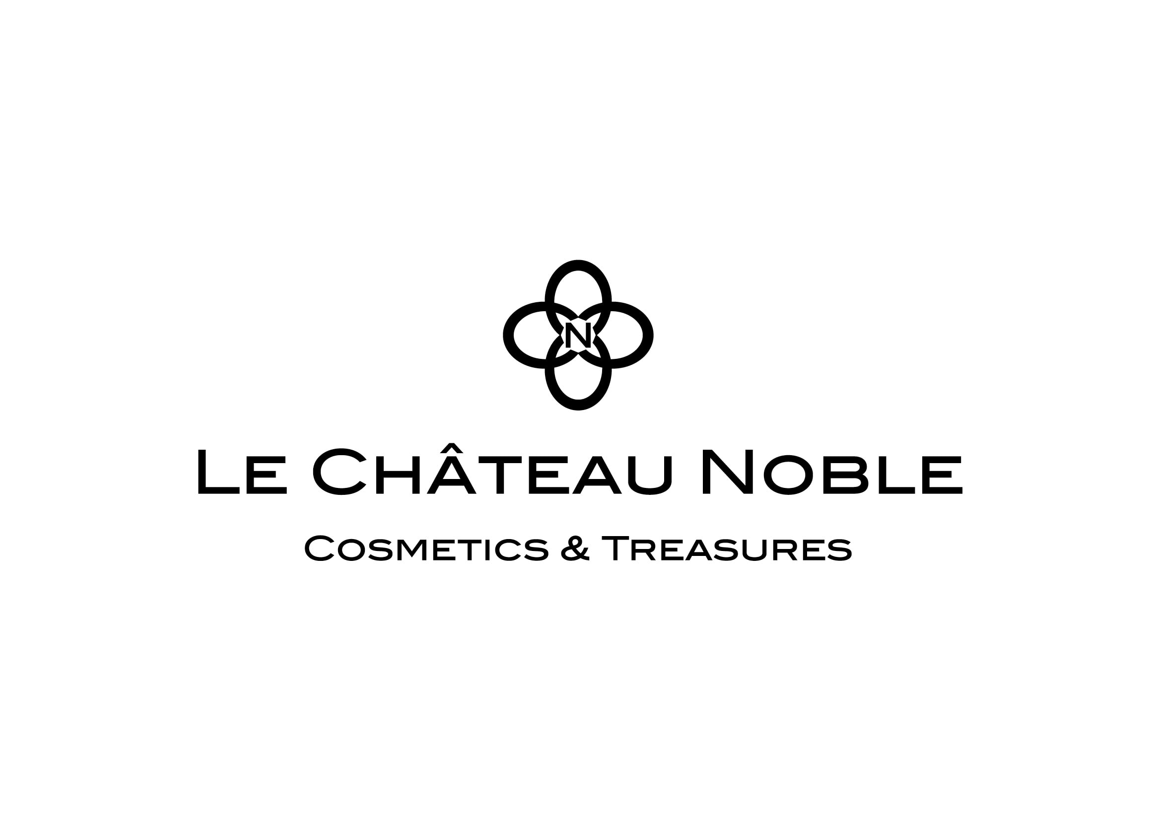 Gestaltung Logo für Le Chateau Noble durch Webdesigner Ronald Wissler