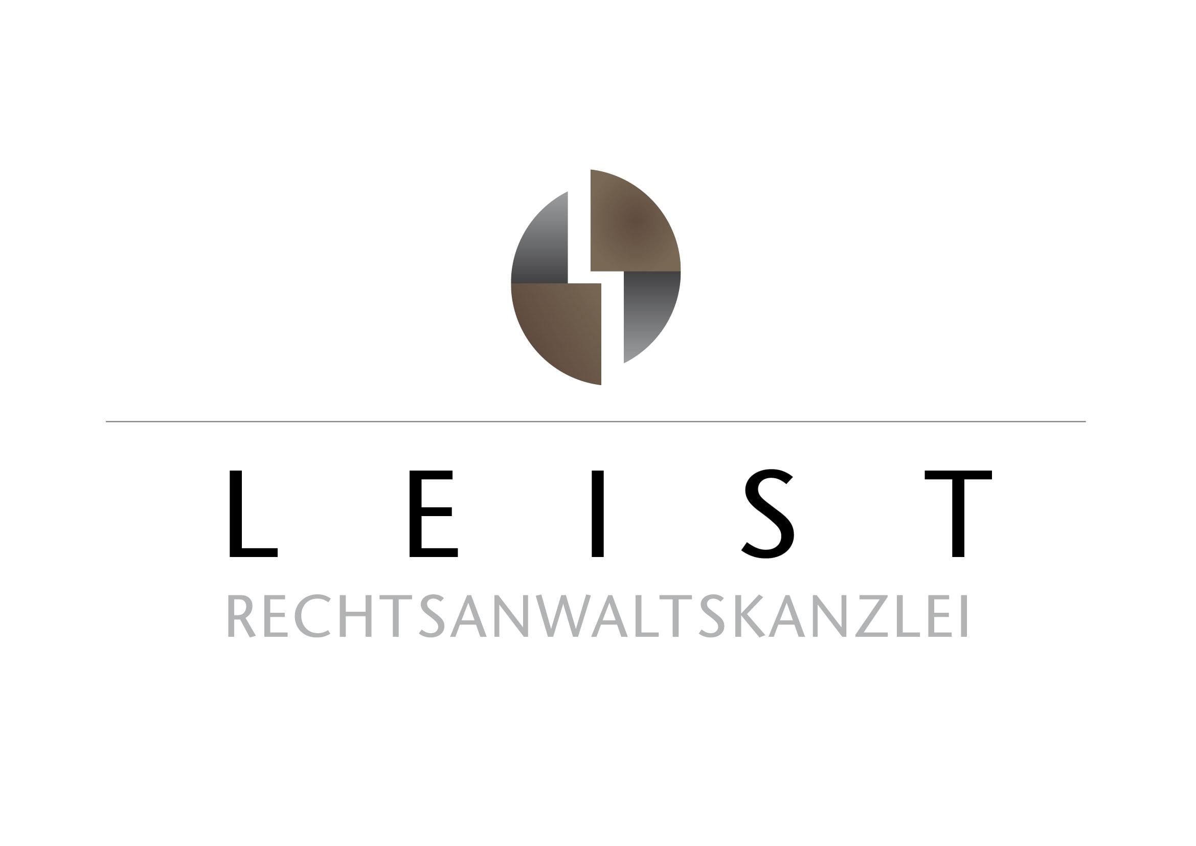 Logodesign Entwicklung für Rechtsanwaltskanzlei durch Grafik-Designer Ronald Wissler