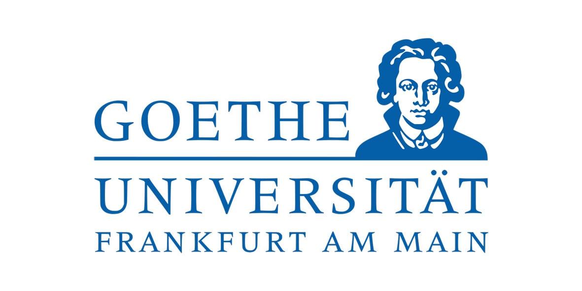 Logo Goethe Universität Frankfurt am Man