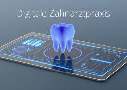 Homepage Entwicklung für digitale Zahnarztpraxis in Frankfurt am Main