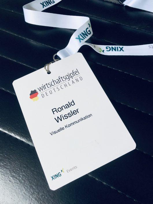 Wirtschaftsgipfel Deutschland 2019