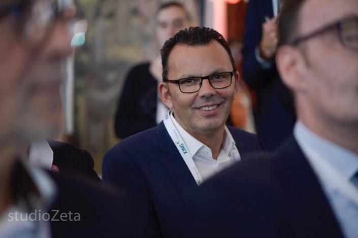 Ronald Wissler Teilnehmer vom Wirtschaftsgipfel Deutschland 2019 in Frankfurt am Main