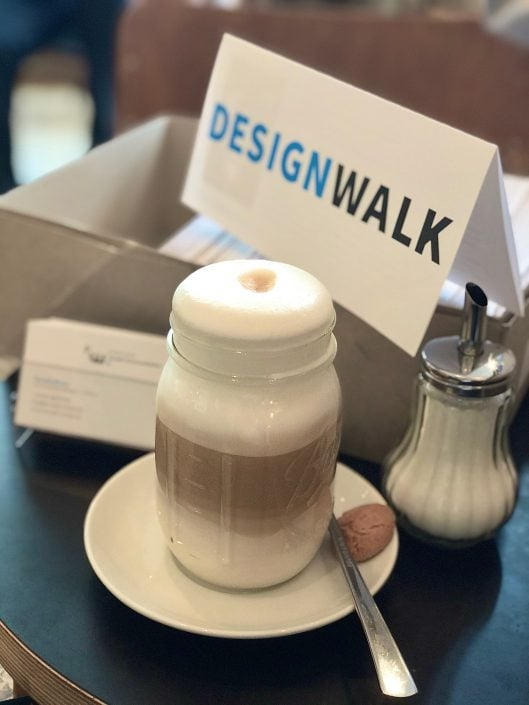 Ronald Wissler Visuelle Kommunikation nimmt am Design Walk 2019 teil