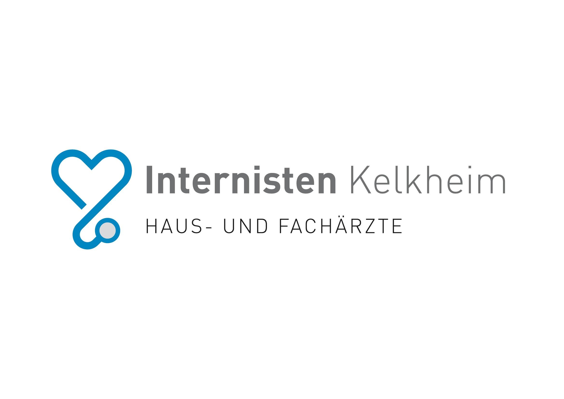 Logo Entwicklung für Internisten Praxis durch Ronald Wissler | Visuelle Kommunikation