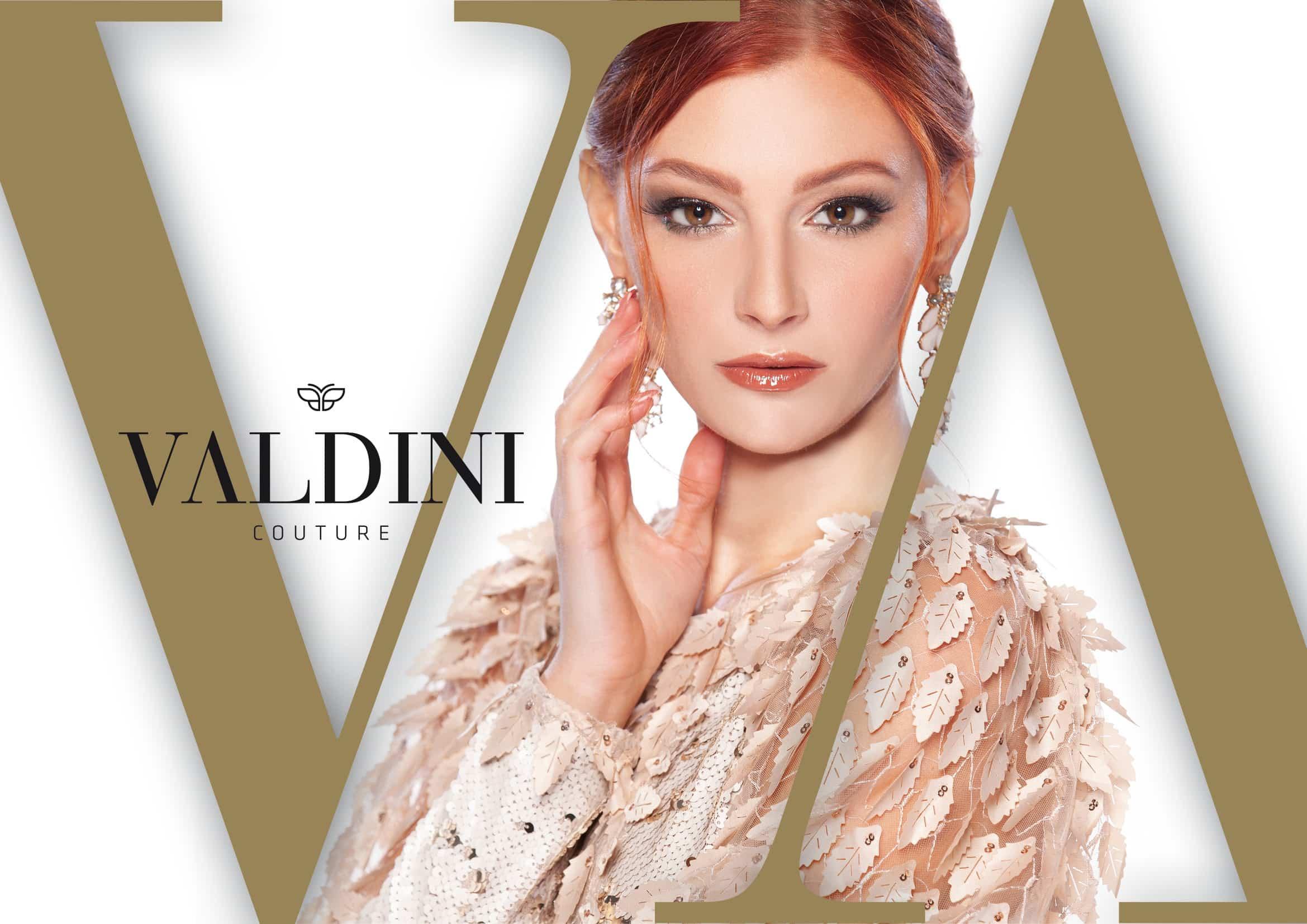 Corporate Design und Logo-Entwicklung für Valdini Couture