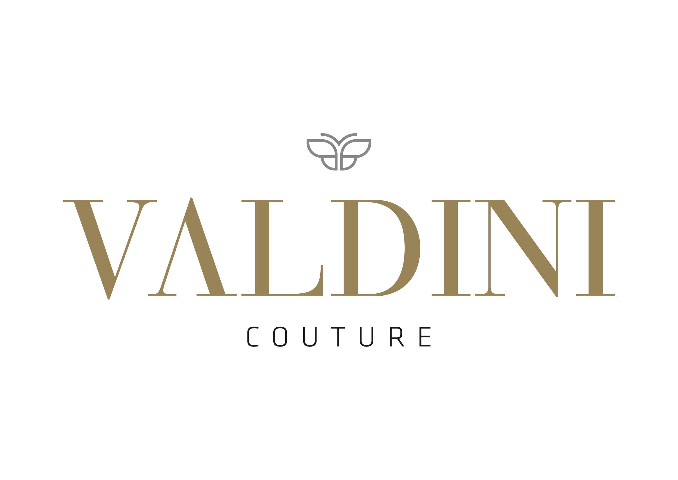 Logo-Entwicklung für Valdini Couture