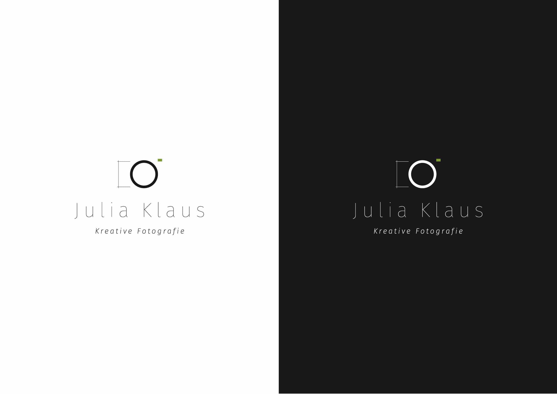 Logo Entwicklung für Fotografen durch Grafik-Designer Ronald Wissler