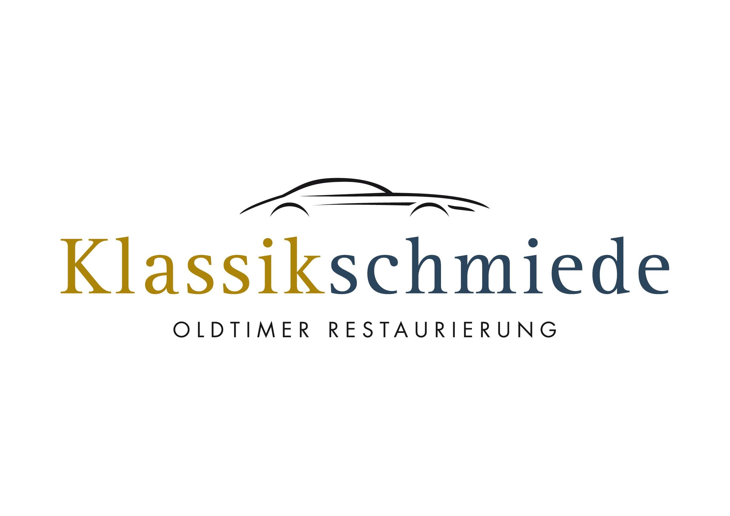 Logo Entwicklung für Oldtimer Manufaktur durch Logodesigner Ronald Wissler Frankfurt