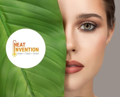 New Business: Beauftragung mit Designleistungen für das Technologie-Unternehmen Heat Invention GmbH durch Ronald Wissler Visuelle Kommunikation