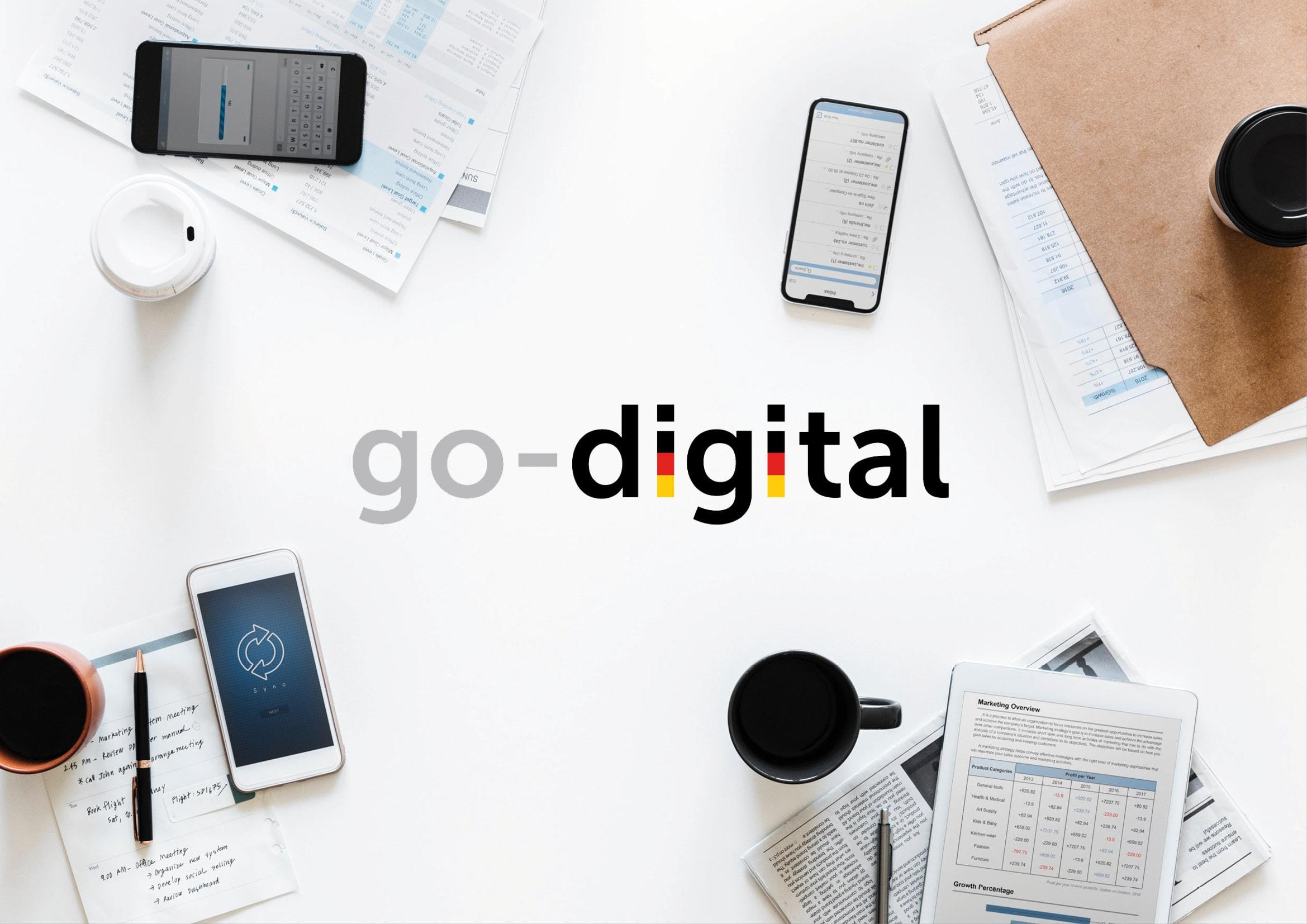 Autorisierung als Beratungsunternehmen Go-Digital: bis zu 50% Kostenübernahme möglich