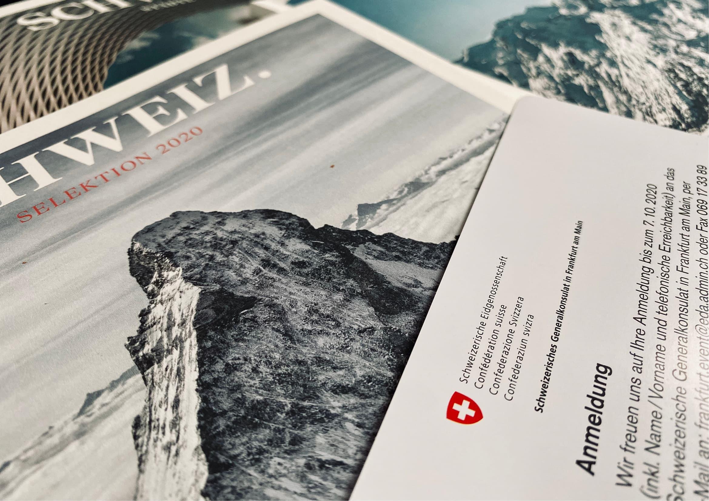 Lesung mit dem Schweizer Autor Guy Krneta anlässlich der Buchmesse 2020