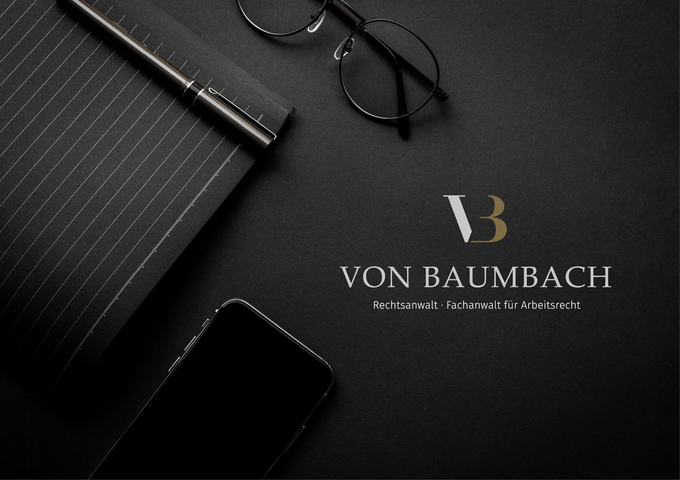 Corporate Design und Logo Entwicklung für Rechtsanwaltskanzlei