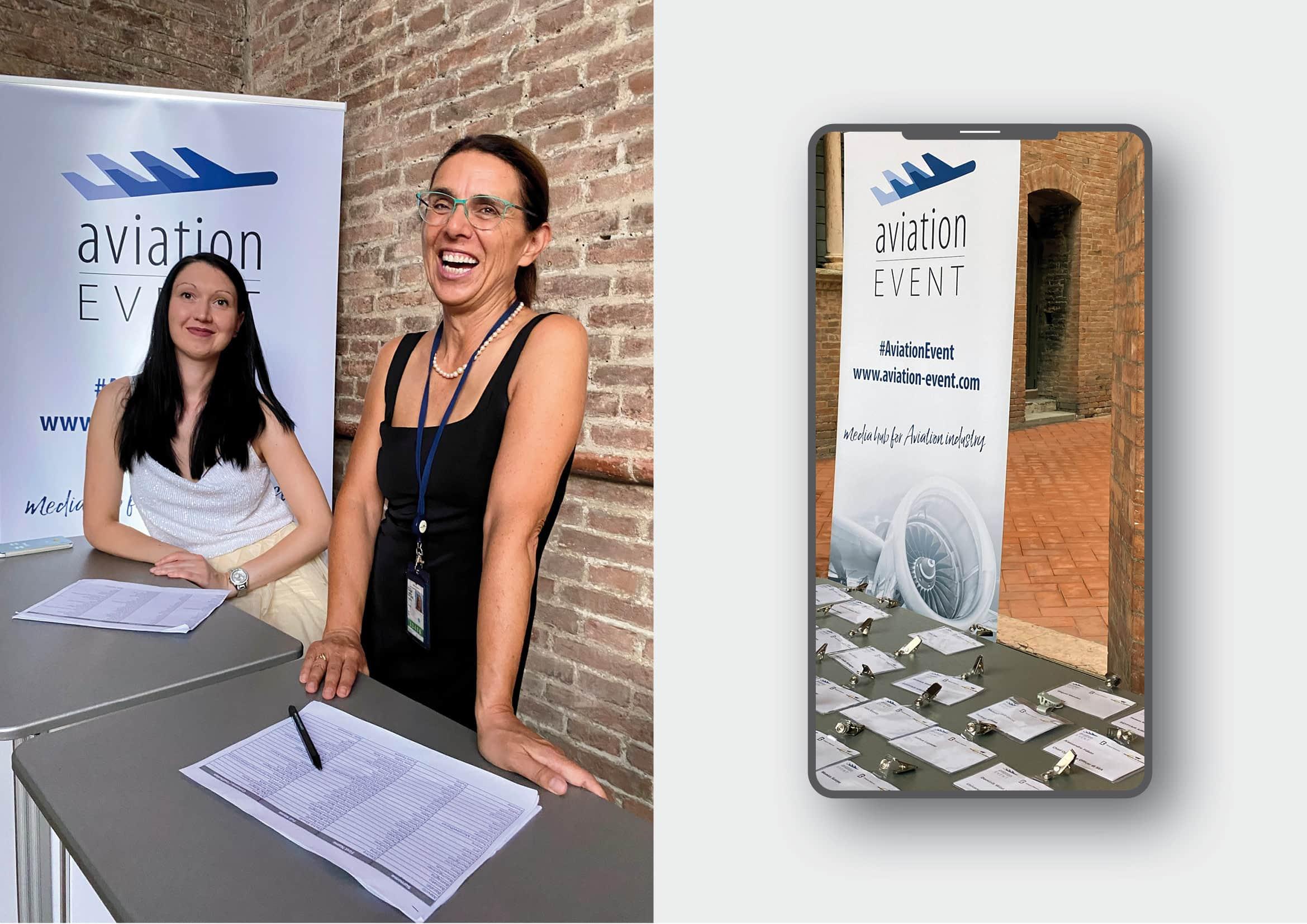 Media Management Social Media Live Aviation Event 2021 Bologna